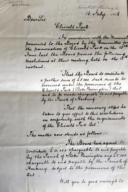 16_07_1888 LETTER Richard Ellis part 1