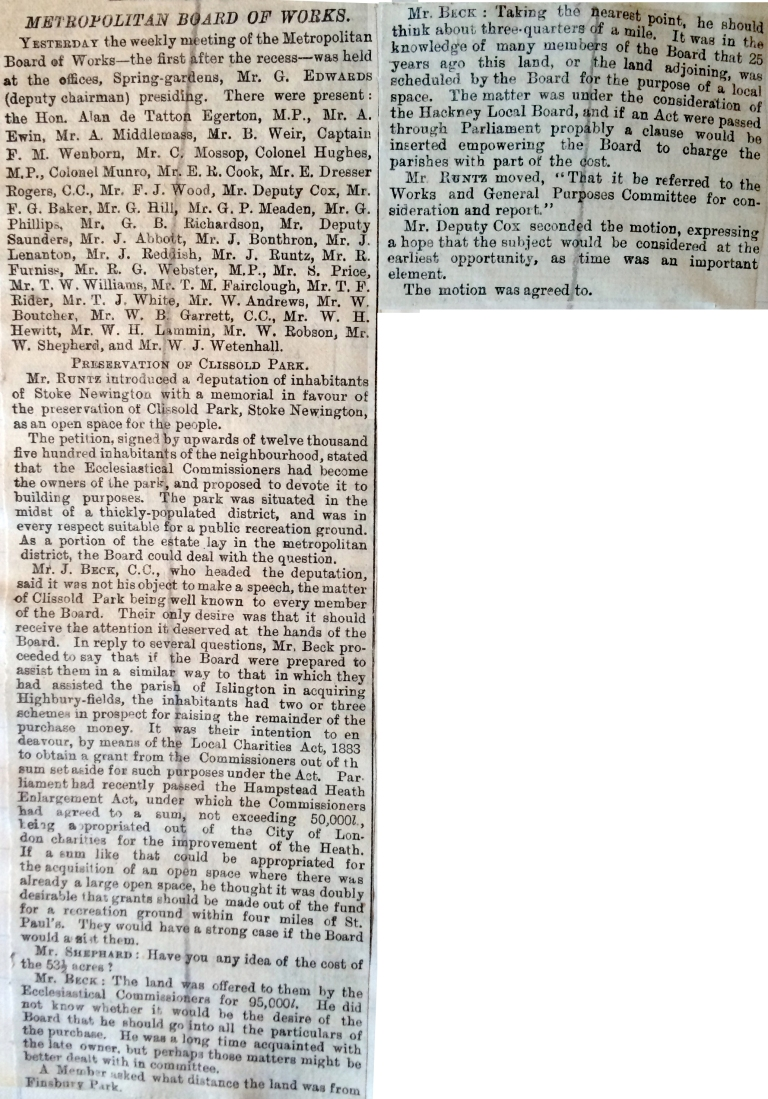 25_09_1886 NEWS CLIPPING Metropolitan Board of Works.JPG