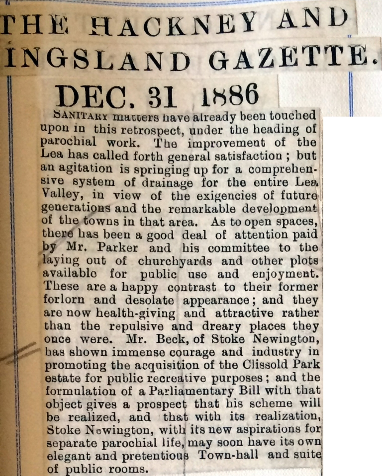 31_12_1886 NEWS CLIPPING The Hackney and Kingsland Gazette [CHECKED] 2.JPG