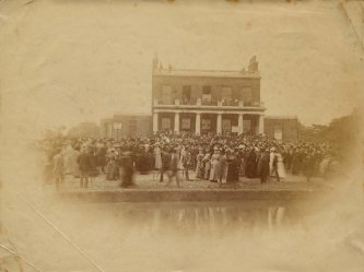 Opening day - July 24th 1889